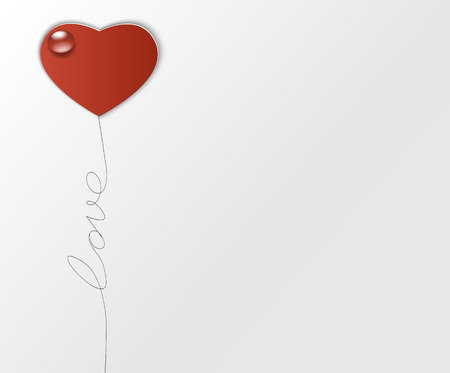 Abstract theme  for Valentines Day.