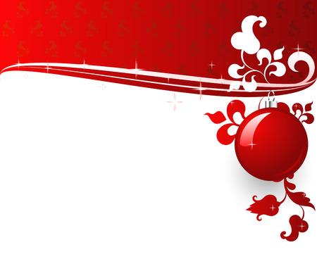 christmass: Fondo de christmass de vector. EPS 8