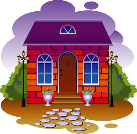 Cottage Stock Vector - 6757134