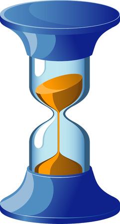 Hourglass Stock Vector - 6757137