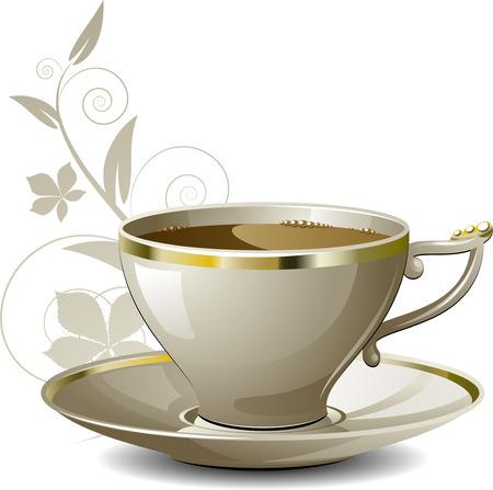 kroes: Kopje koffie