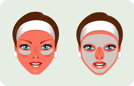 rejuvenation: Facial Rejuvenation (mask).