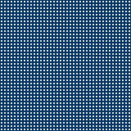 Blue white polka dot seamless jpeg pattern