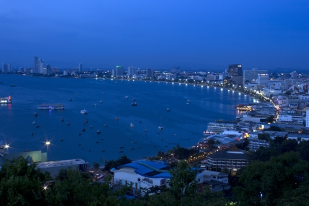 Pattaya Pattaya city worldwide  Stock Photo