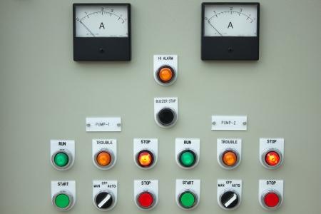 tablero de control: El panel de control de incendios para gestionar la instalaci�n.