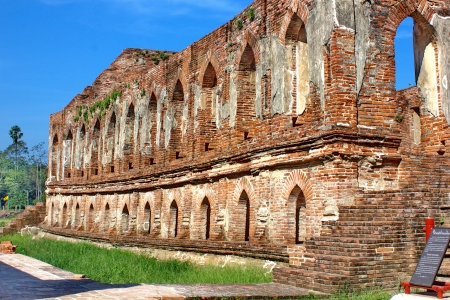 Ayutthaya Stock Photo - 17360271