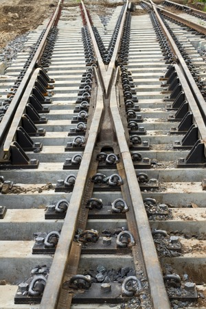 mainline: The railroad tracks and redirects
