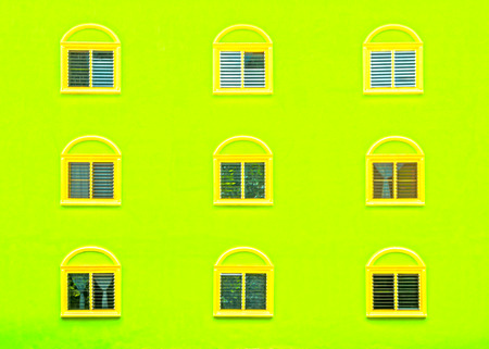 overlapping windows design featured attractive visual appeal