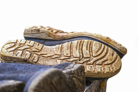 The insole is used for Fitted to crack down unusable photo