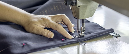 Industrial sewing family Need exquisite craftsmanship