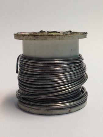 solder: Solder wire