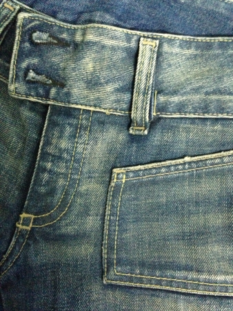 wear: jeans pocket