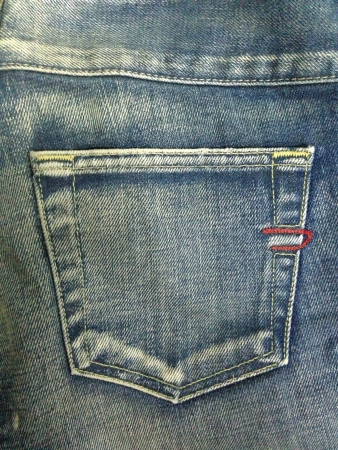 The pocket jean