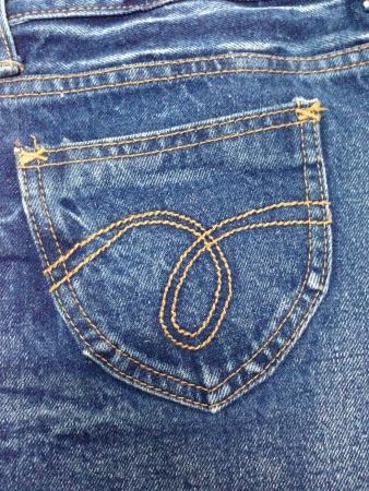 öltés: A Pocket Jean