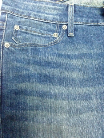 casual:  The pocket jean