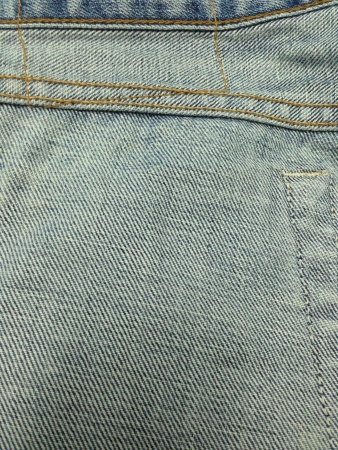 Inside jeans Stock Photo - 22280909