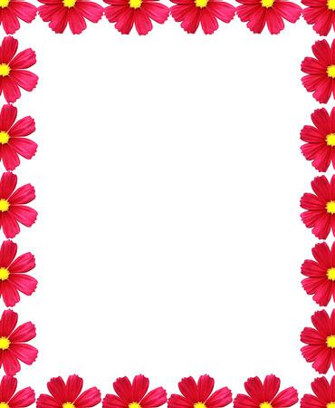 Image de fleur de cadre Banque d'images - 22623654