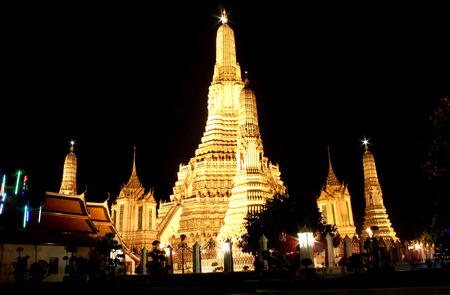 wat arun: Wat Arun, Bangkok, Thailand
