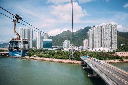 Ngong Ping 360 Cable Ca hong kong