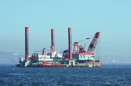 Dredger photo