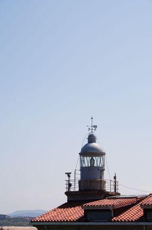 santander: lighthouse (Santander, Spain)