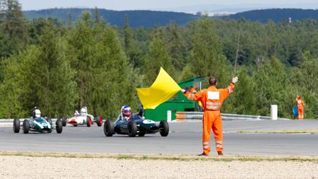 marshall: last lap and marshall