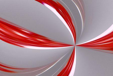 contoured: Un resumen de fondo generado de equipo en una forma contorneada y curvo.  Foto de archivo