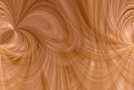 Een computer gegenereerde achtergrond abstract zoals gesponnen glas. Stockfoto