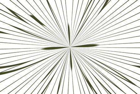 Een computer gegenereerde achtergrond abstract in een starburst patroon.