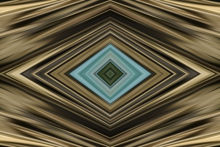 algorithms: A digitally generated image using a set of algorithms on an origianal photo to create wooden like image.