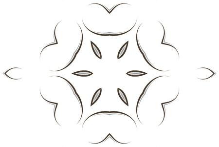 soft pattern of art.