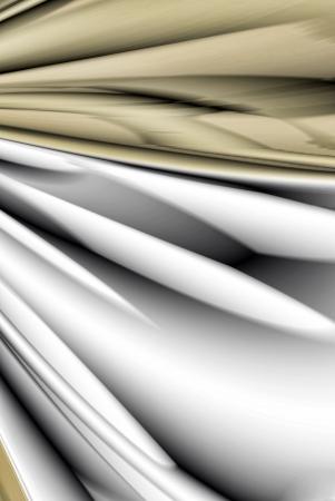 そのステンド グラスとサテンの生地の外観を作成する、元の写真の一連のアルゴリズムを使用してデジタル生成イメージの外観が好きです。