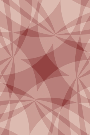 algorithms: A digitally generated image using a set of algorithms on an original photo creating a look of pink gauze.