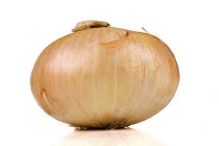 onion isolated: Vidalia cebolla dulce aislado en blanco