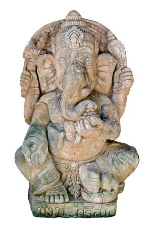 Ganesha, Hindu God Stockfoto - 20995033