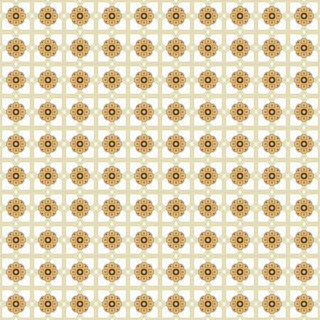 Vintage naadloze patroon Stockfoto - 23109194