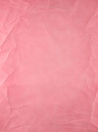 arrugas: tipo de papel viejo rojo, pliegues y arrugas.