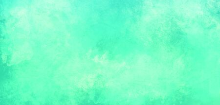 Green abstract watercolor texture background.Surface design banners.