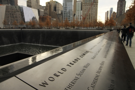 Memorial of 9-11-2001, New York Editorial