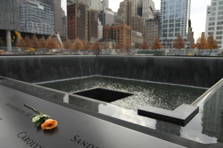 wtc: Memorial of 9-11-2001, New York Editorial