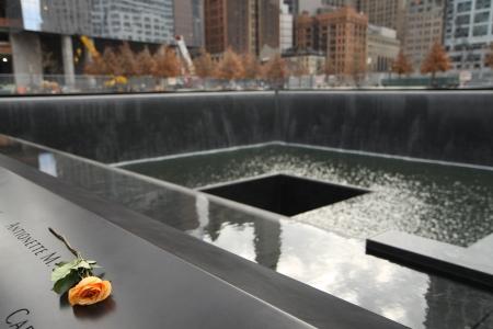 Memorial of 9-11-2001, New York