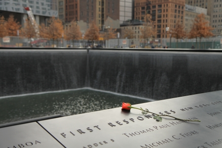 Memorial of 9-11-2001, New York Redactioneel