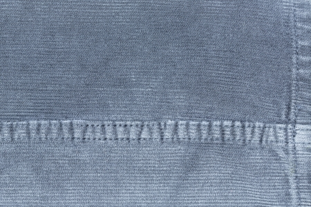 corduroy: texture of fabric material - corduroy from men�s pants