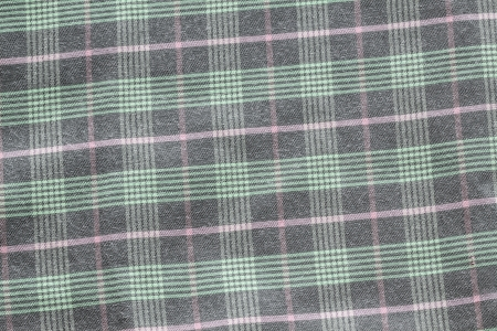 texture of green, black and pink fabric from shorts Stock Photo - 22562402