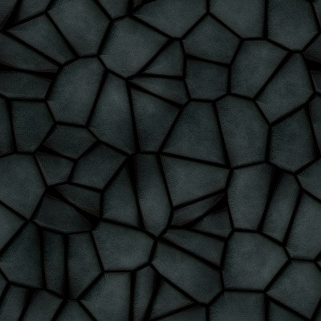 grey stone seamless pattern or texture Stock Photo