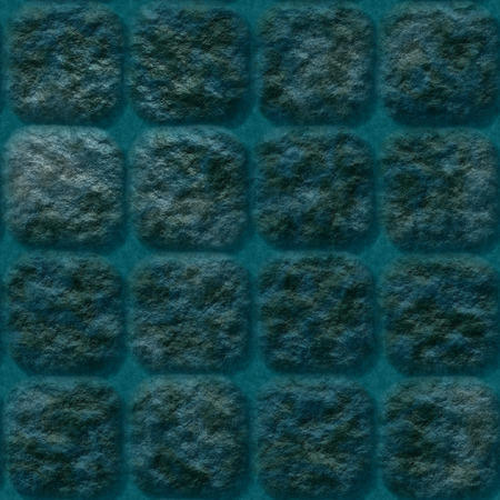 pavement of cobble stones texture - seamless