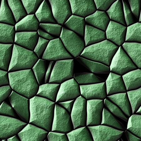 paving stone: beautiful green seamless stone texture