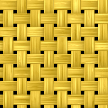 knitwear: detail texture of fabric or knitwear - wicer basket, yellow