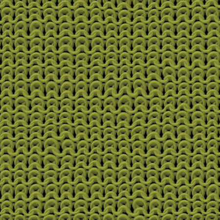 knitwear: beautiful green texture of knitwear pattern