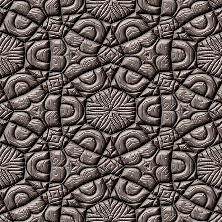 cobble: seamless ornate cobble stone pavement texture